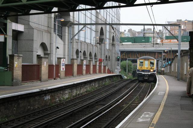 Farringdon station - geograph.org.uk - 464726