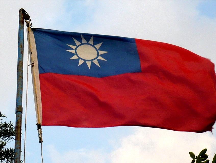 Risultati immagini per taiwan flag