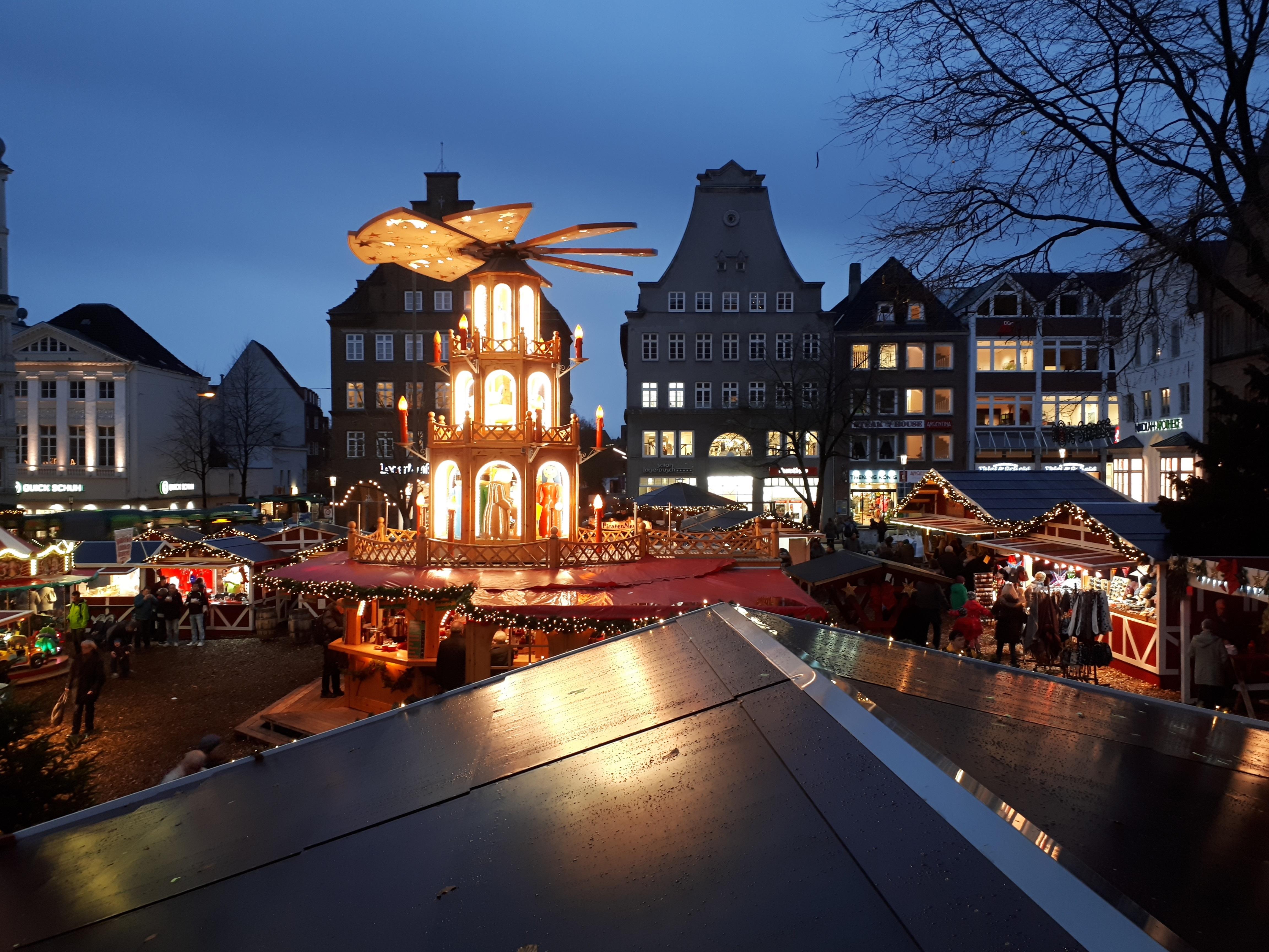 Weihnachtsmarkt H.File Flensburg Weihnachtsmarkt 2017 Jpg Wikimedia Commons