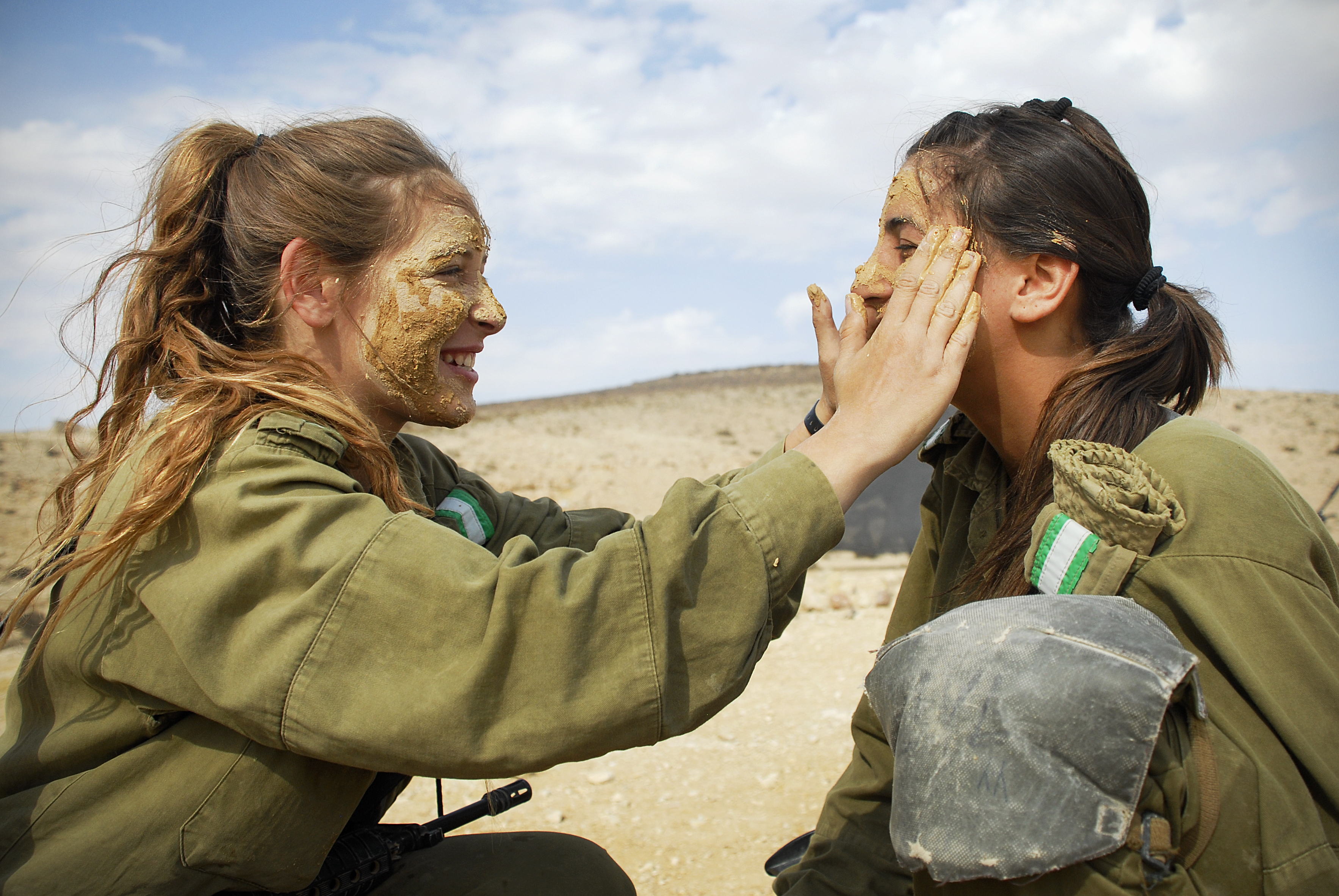 4b5a1e8cc1 Women in the Israel Defense Forces - Wikipedia