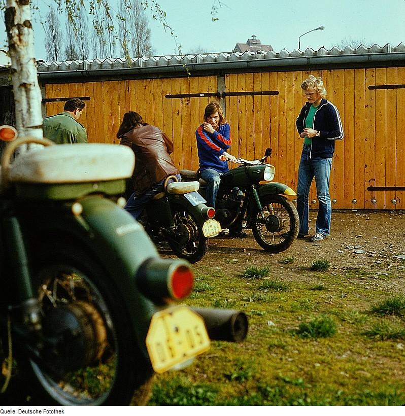 Historique : motos de la GST (RDA) Fotothek_df_n-13_0000301