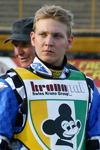 Fredrik Lindgren (speedway rider) Swedish speedway rider