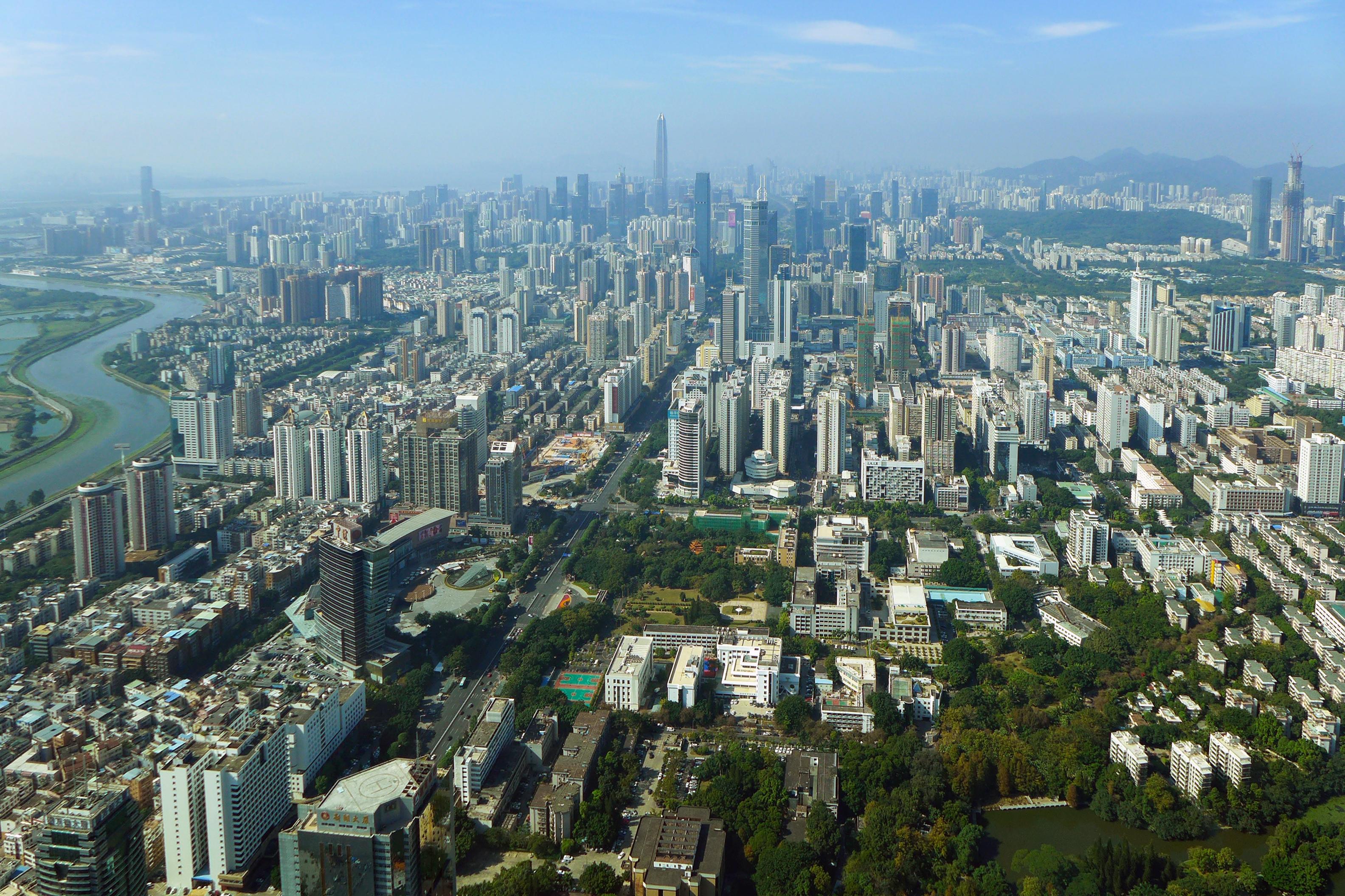 Shenzhen - Wikipedia