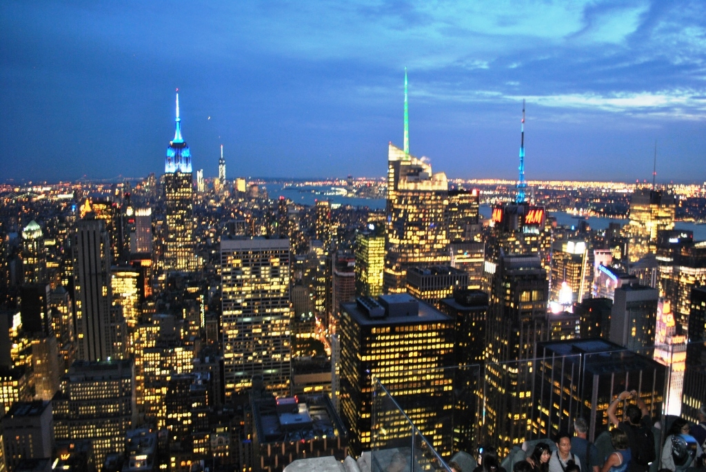 Charmant File:GE Building, Observation Deck, Top Of The Rock 06.JPG