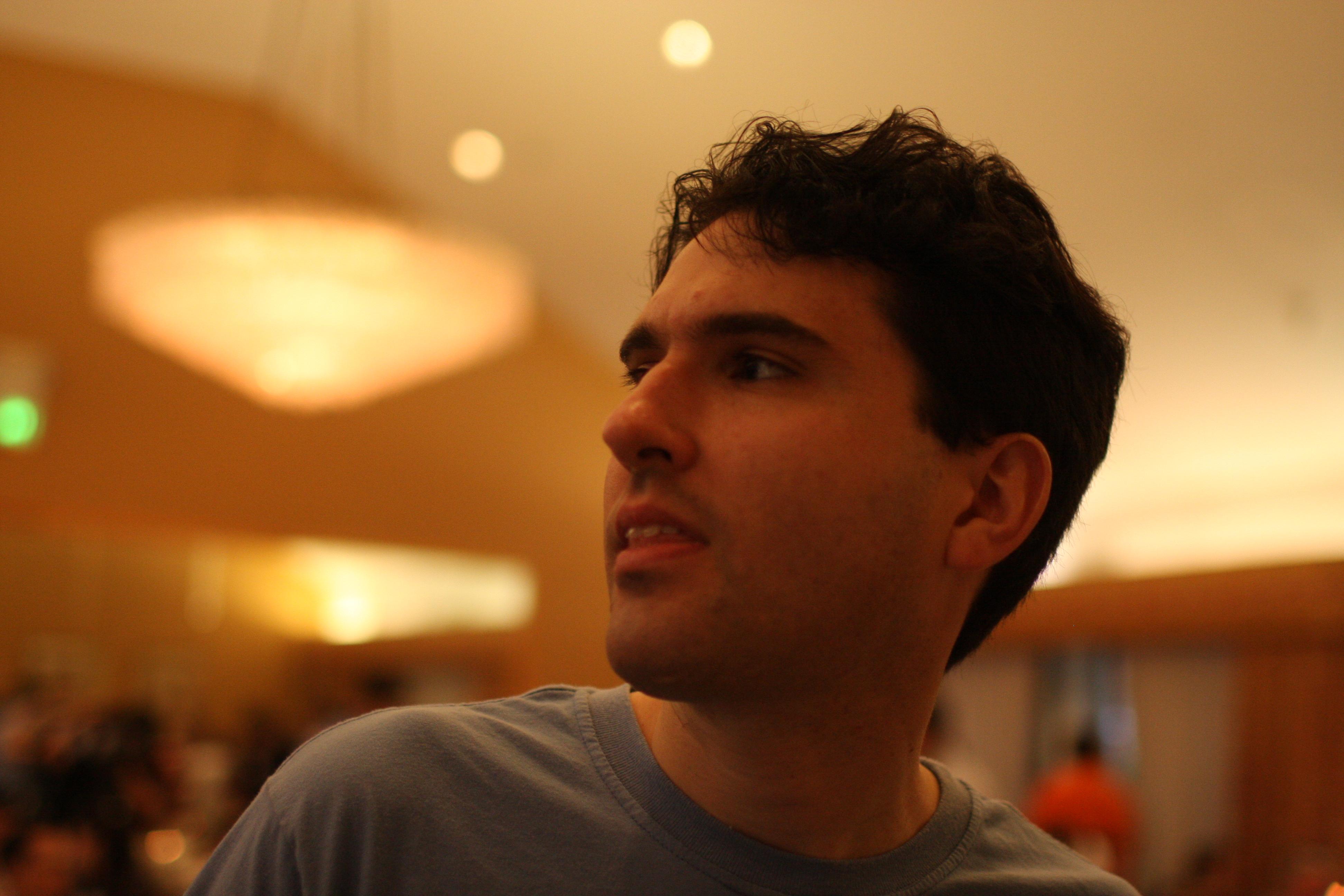 Gabe Rivera in 2008