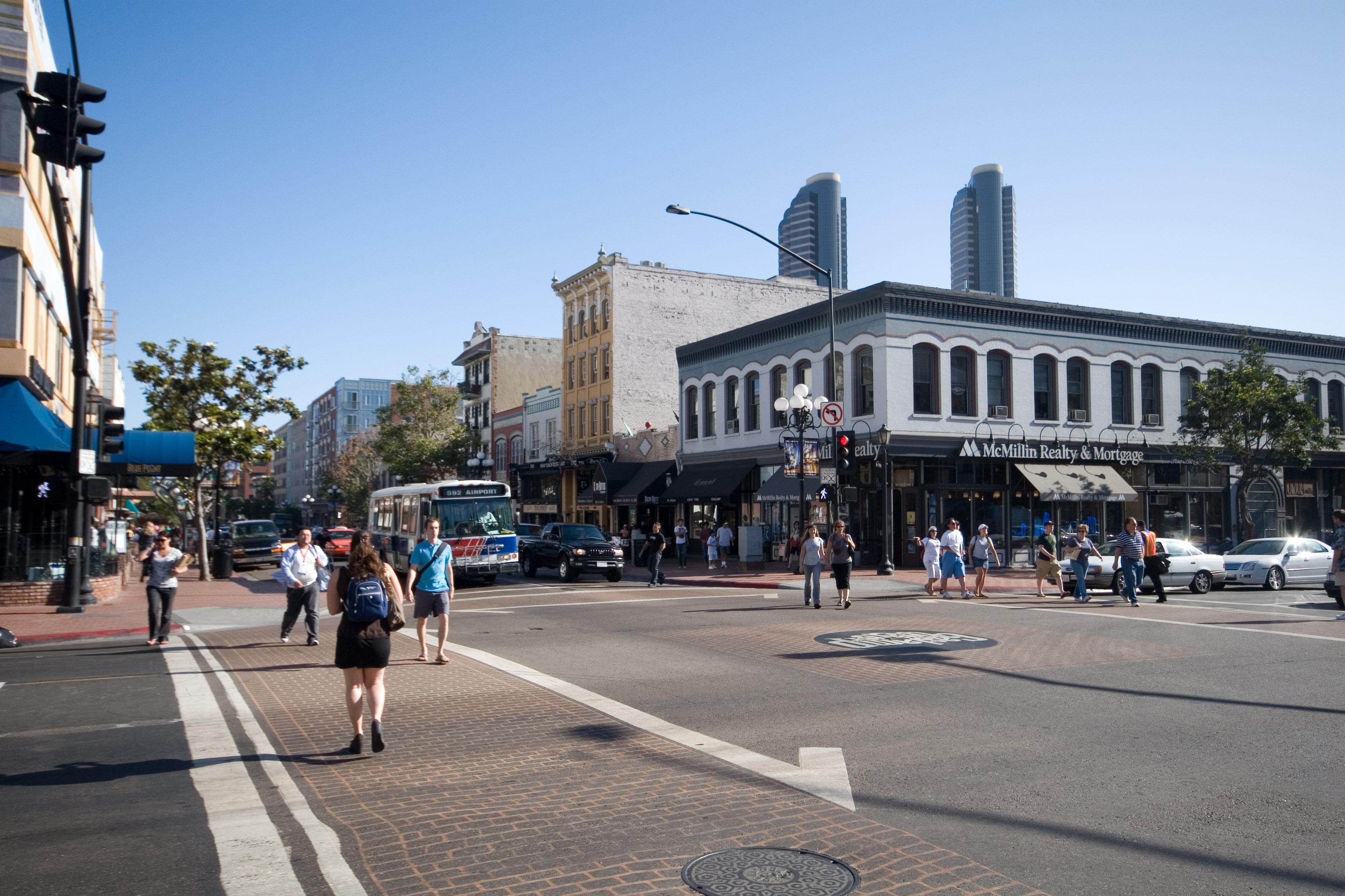 File:Gaslamp Quarter, San Diego.jpg - Wikimedia Commons