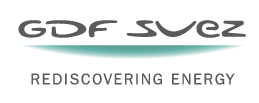English: GDF Suez Logo