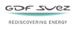 English: GDF Suez Logo