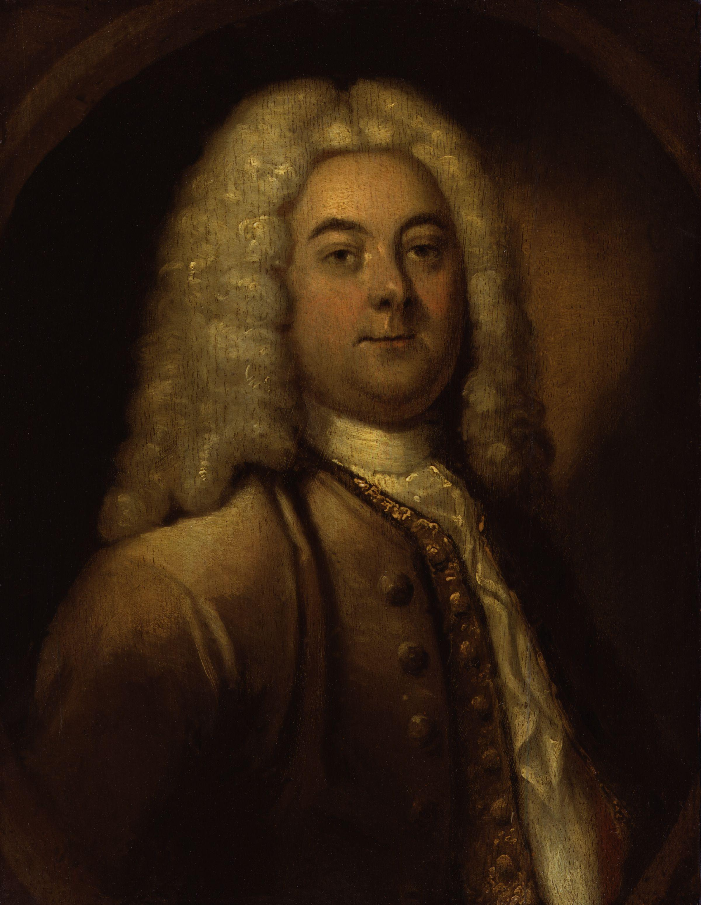 Description george frideric handel from npg