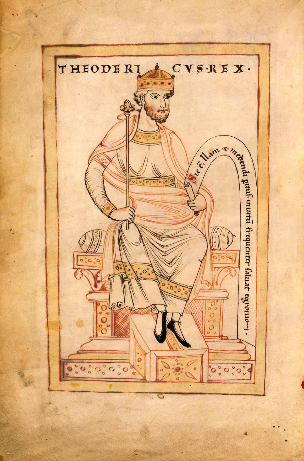 Nagy Theodorik