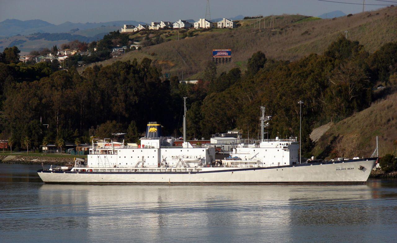 golden bear  ship