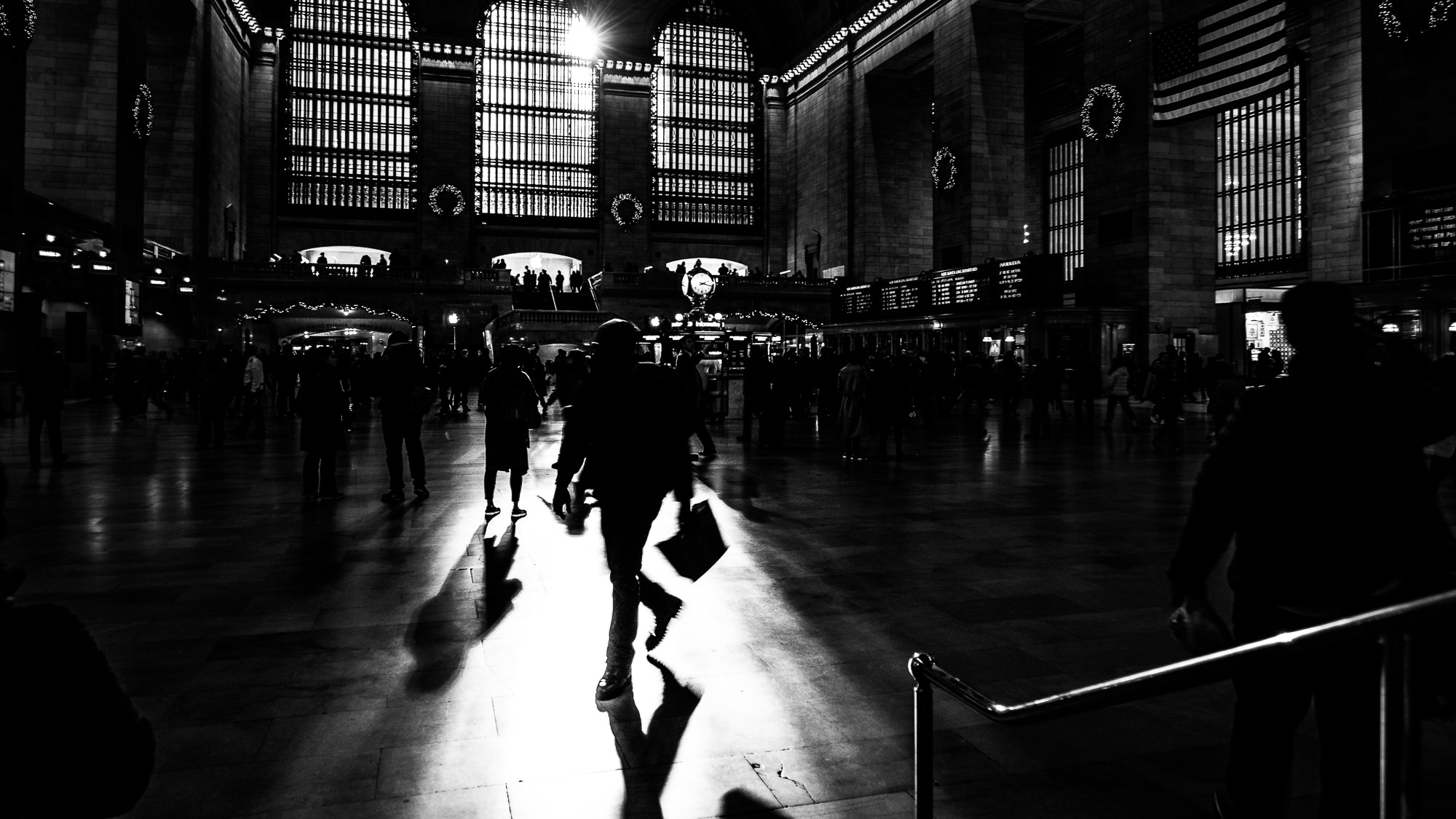 Filegrand central station new york black and white street photography 237505303