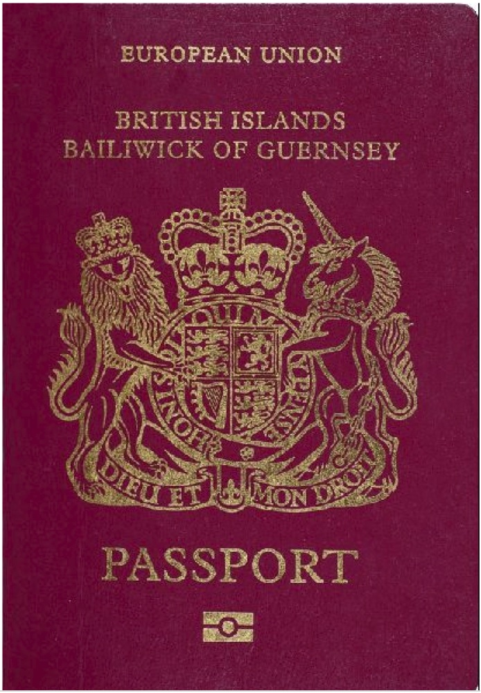 Guernsey Passport Wikipedia