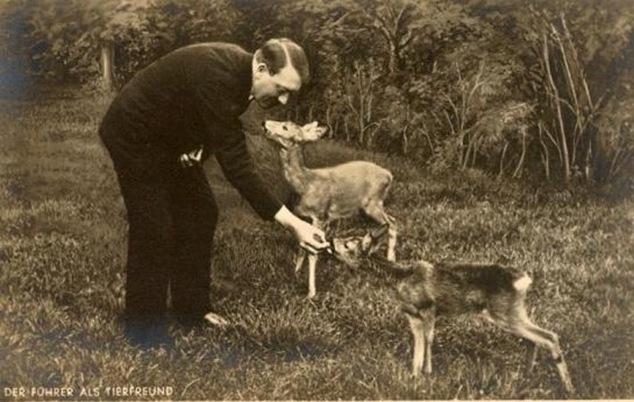 Hitler animal