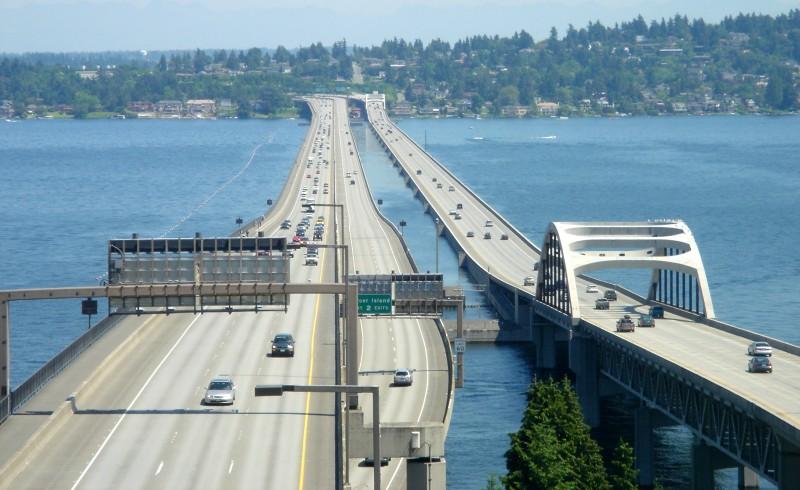 Lacey V Murrow Memorial Bridge Wikiwand