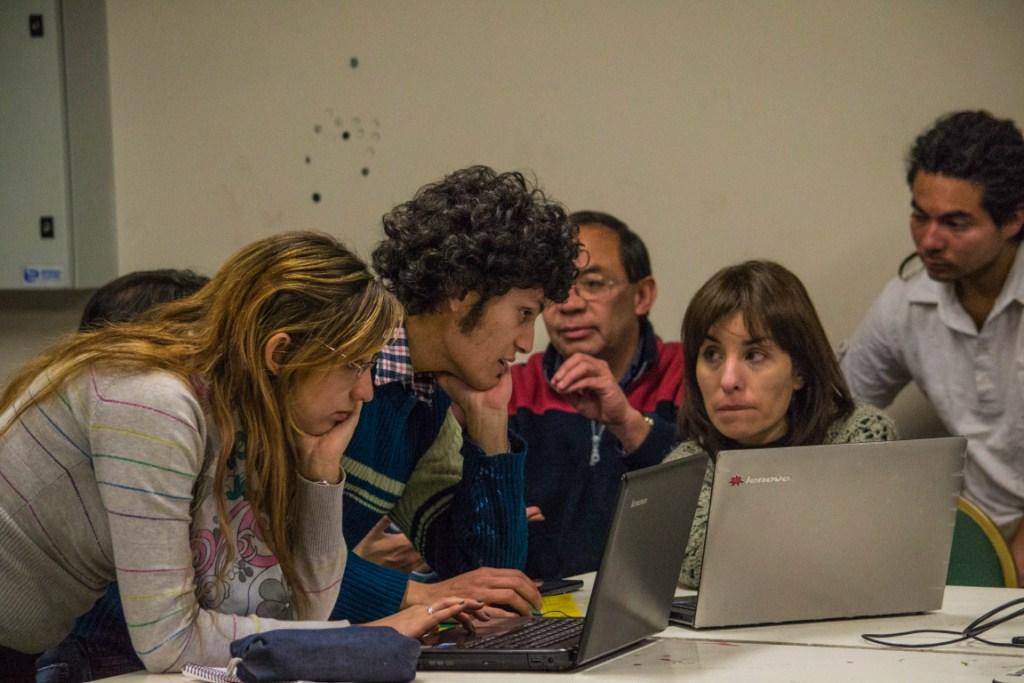 I Editatón Ambiental de Mendoza en trabajo.jpg