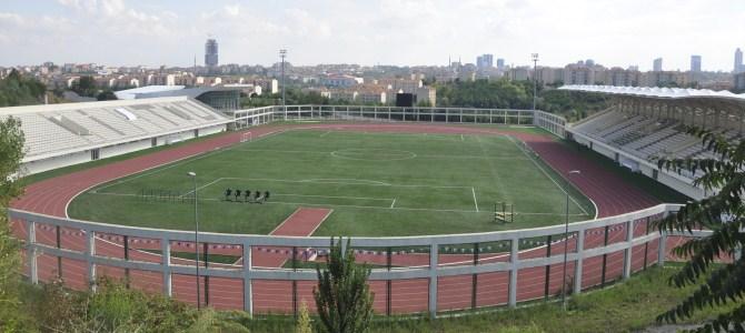 İTÜ Stadyumu - V...