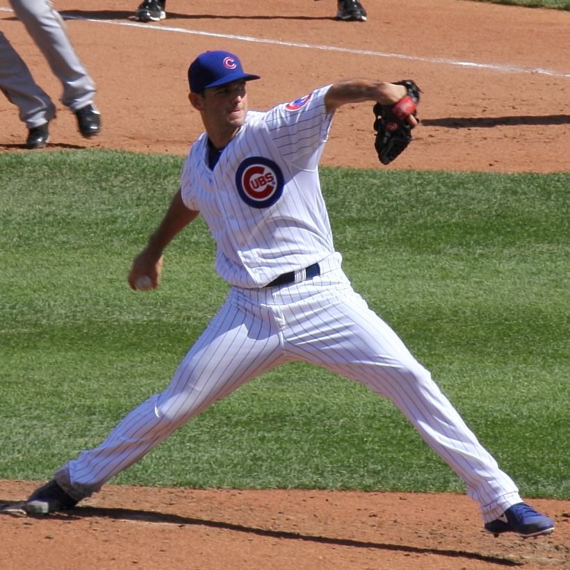 Turner with the Chicago Cubs