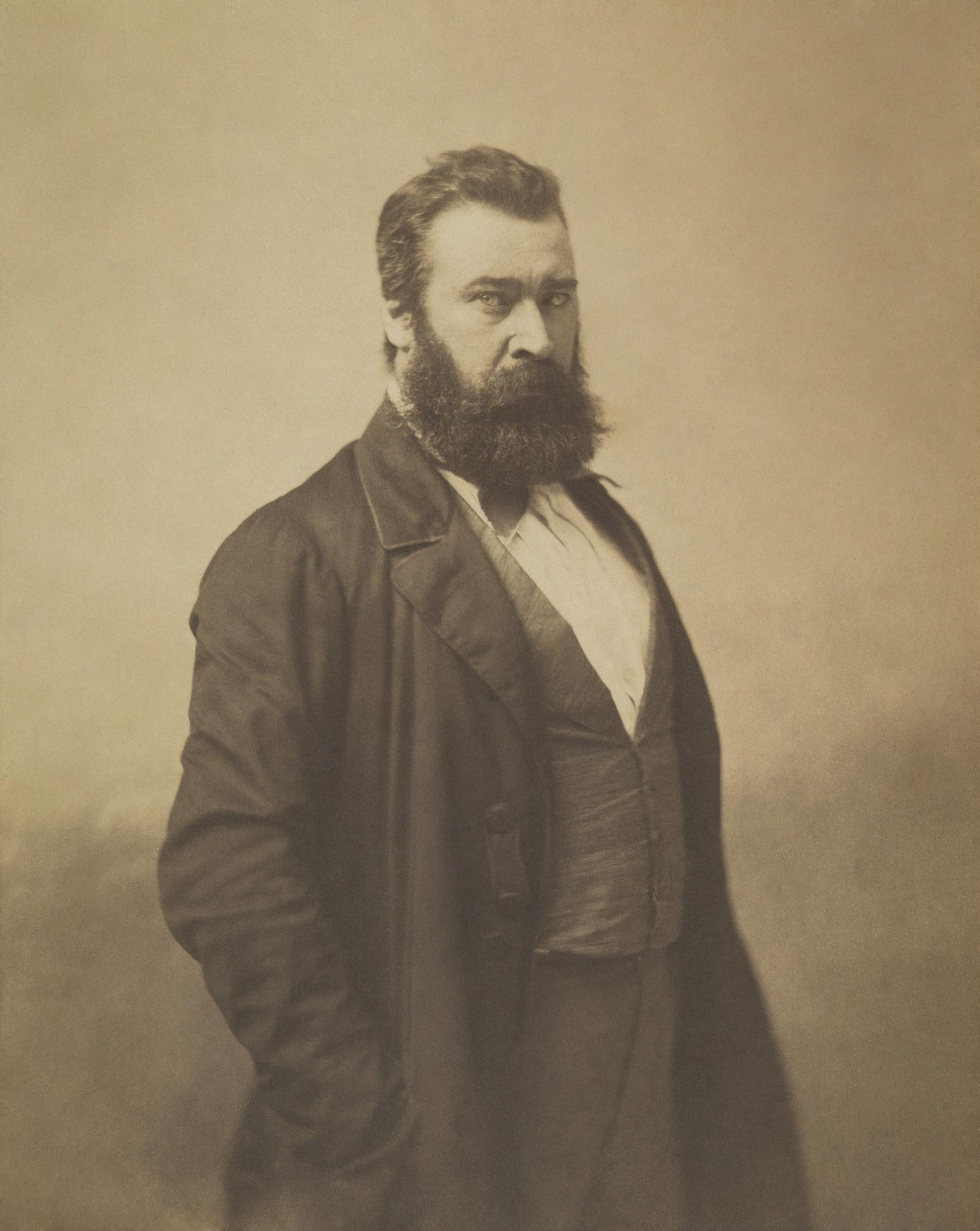 Image of Jean-François Millet from Wikidata