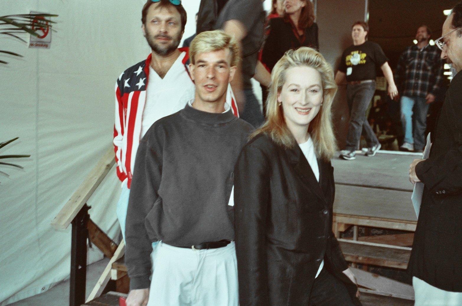 Gary Hamel  Meryl Streep Daughter Vassar