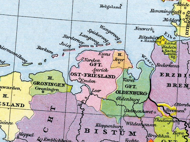 Jever Germany  City new picture : Jever Ostfriesland 1500 Wikipedia, the free encyclopedia