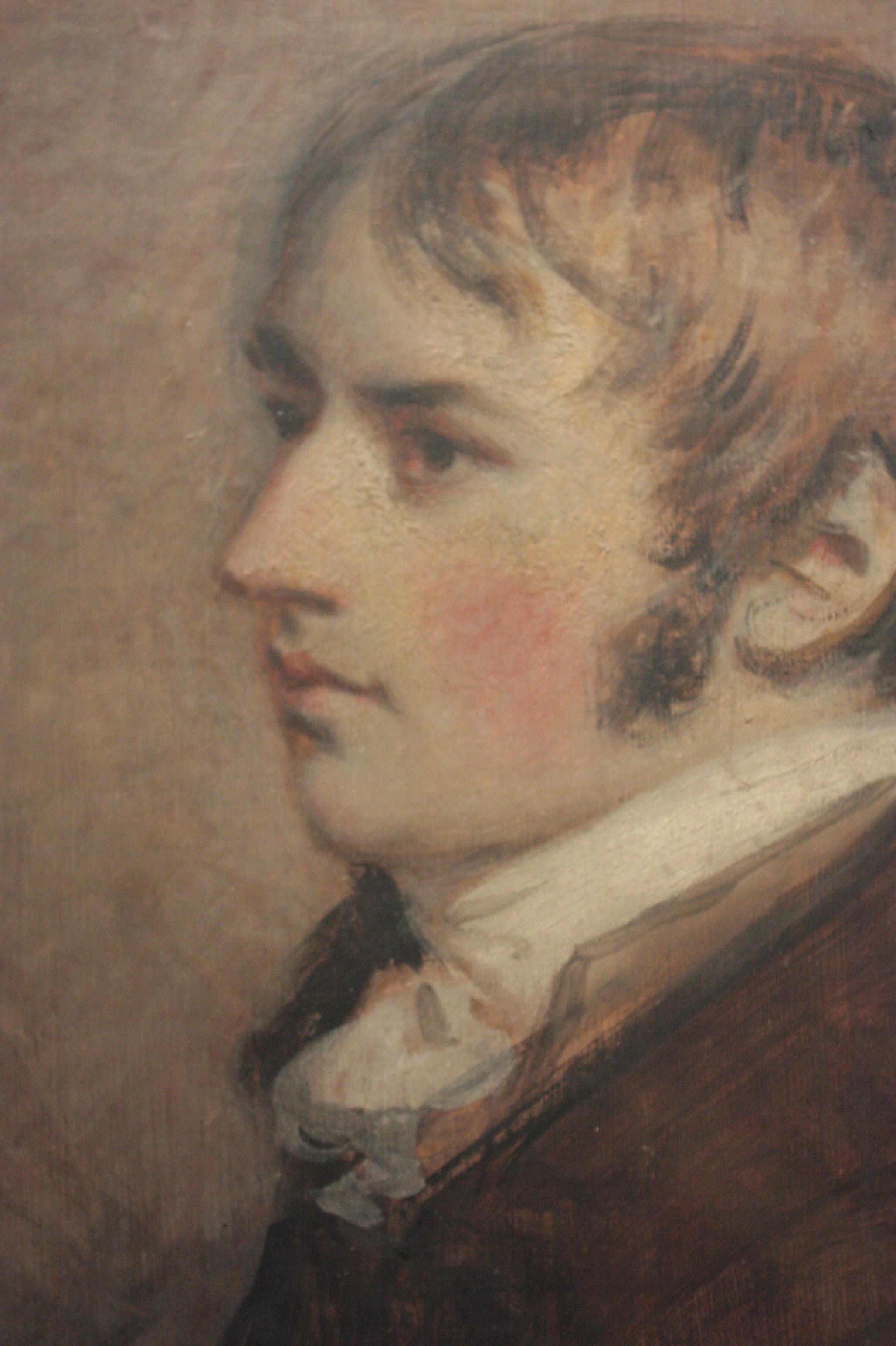 John Constable by [[Daniel Gardner]], 1796
