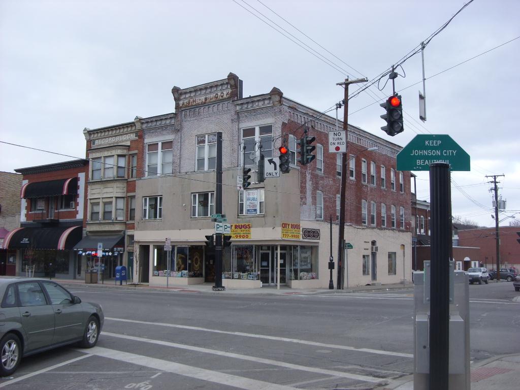 Johnson City, New York - Wikipedia, the free encyclopediajohnson city city