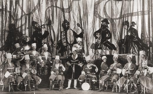 Joseph Cherniavsky y su banda.