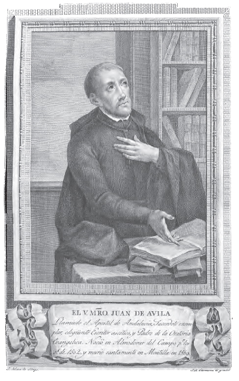 Saint John of Avila, Apostle of Andalusia