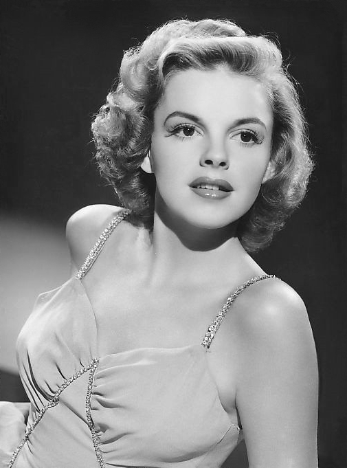 Depiction of Judy Garland