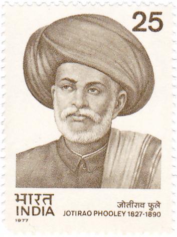 mahatma jyotirao phule information in marathi language