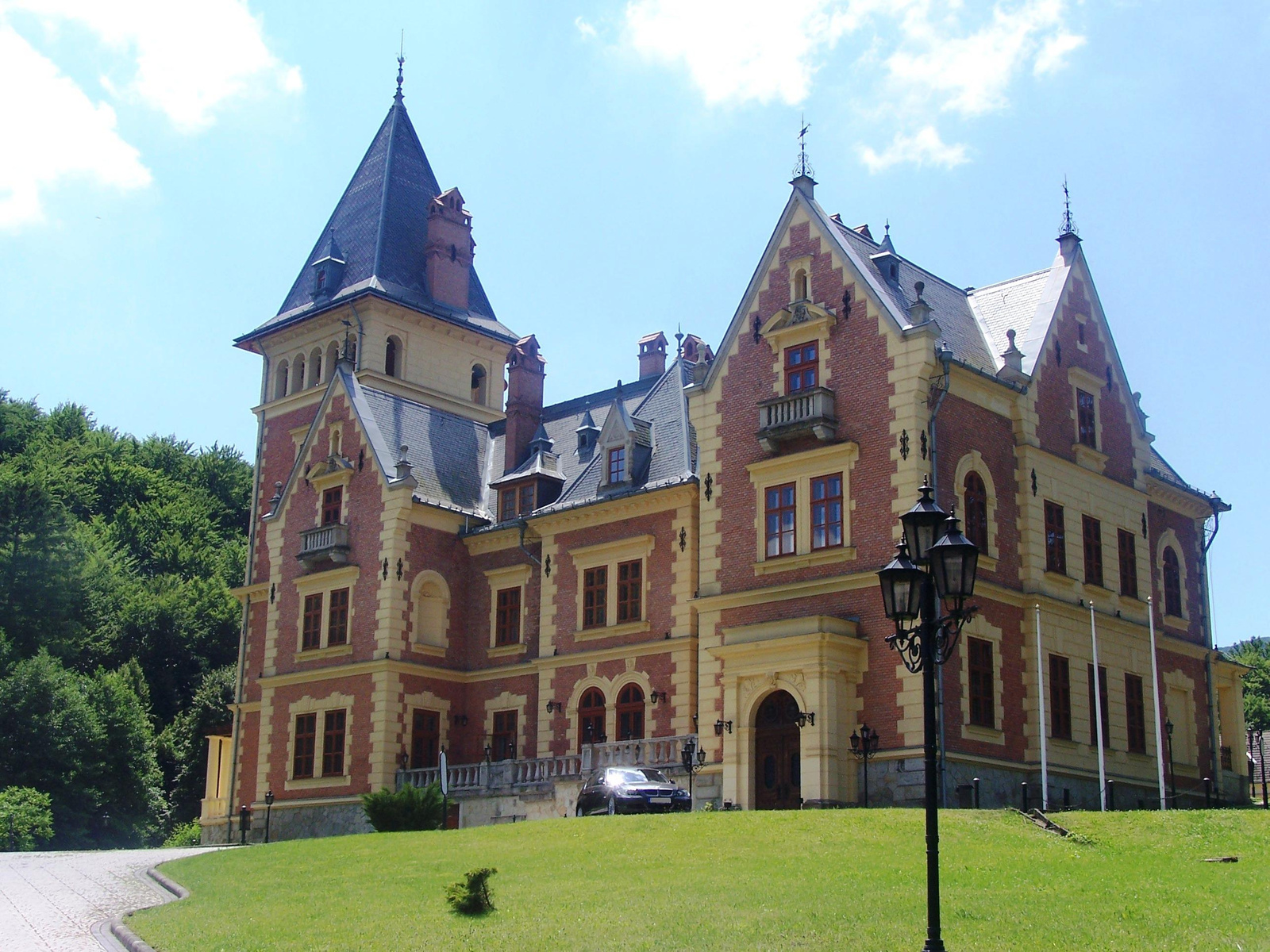 Castle For Sale Romania Par 225 Dsasv 225 R Wikip 233 Dia