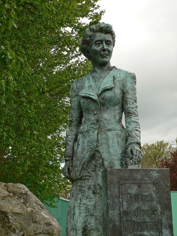 Voting Rights >> Hanna Sheehy-Skeffington - Wikipedia
