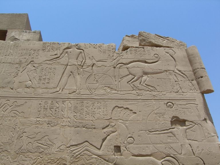 Karnak IIIe pylone 07