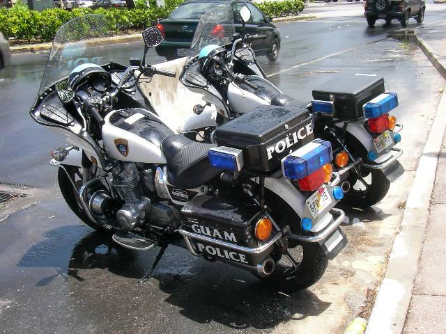 Kawasaki Police Motorcycle Concours