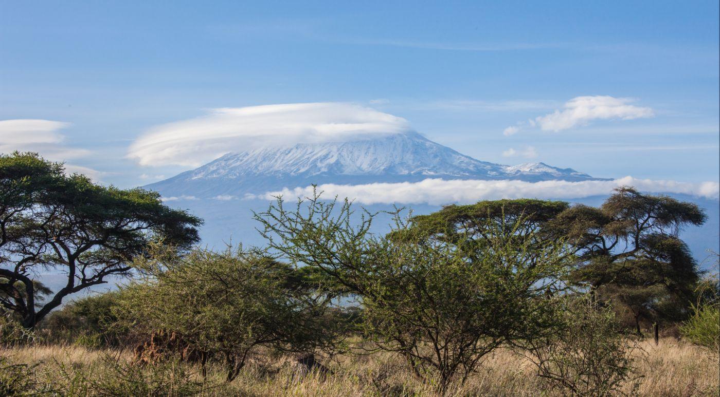 Kilimanjaro (berg) - Wikiwand