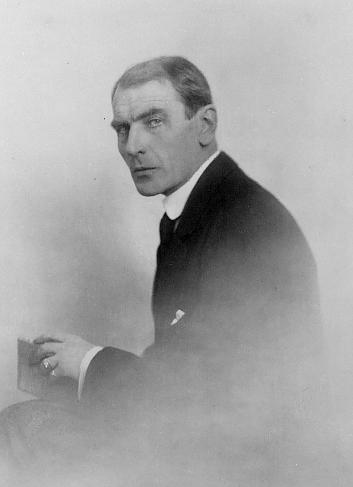 Richard von Schaukal, 1924