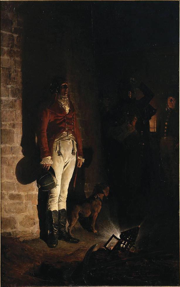 """Résultat de recherche d'images pour """"exécution du duc d'enghien"""""""