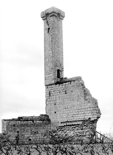 Monument historique à Rochecorbon