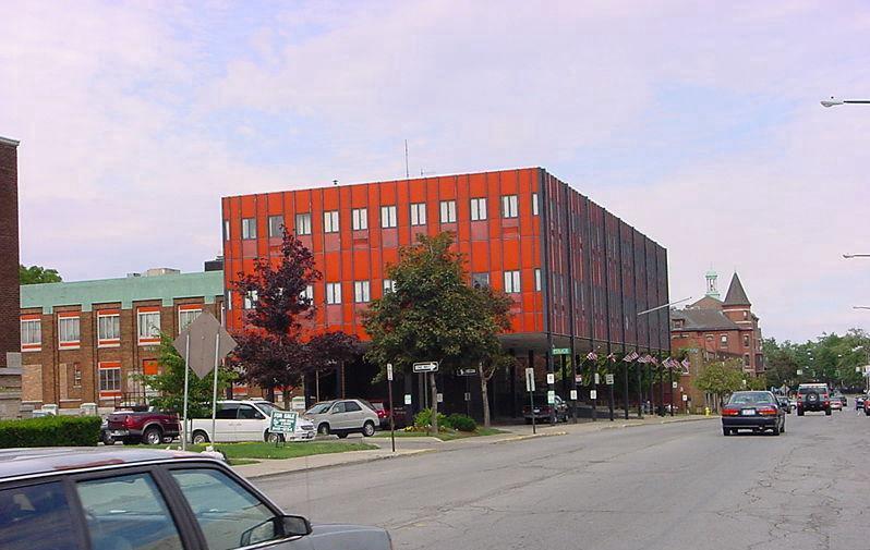Lackawanna County State Building Welfare Office