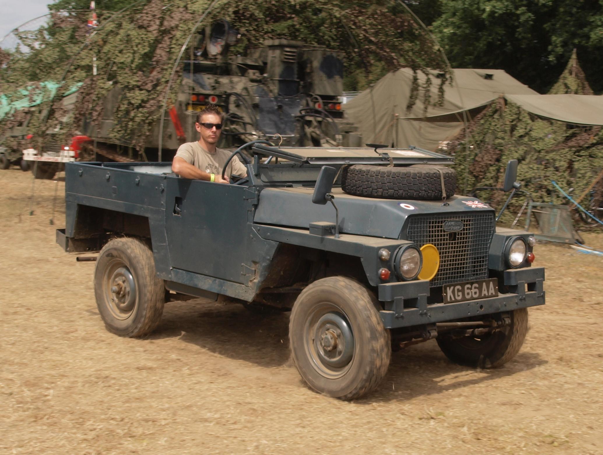 File Land Rover Raf Licence Registration Kg 66 Aa Pic3