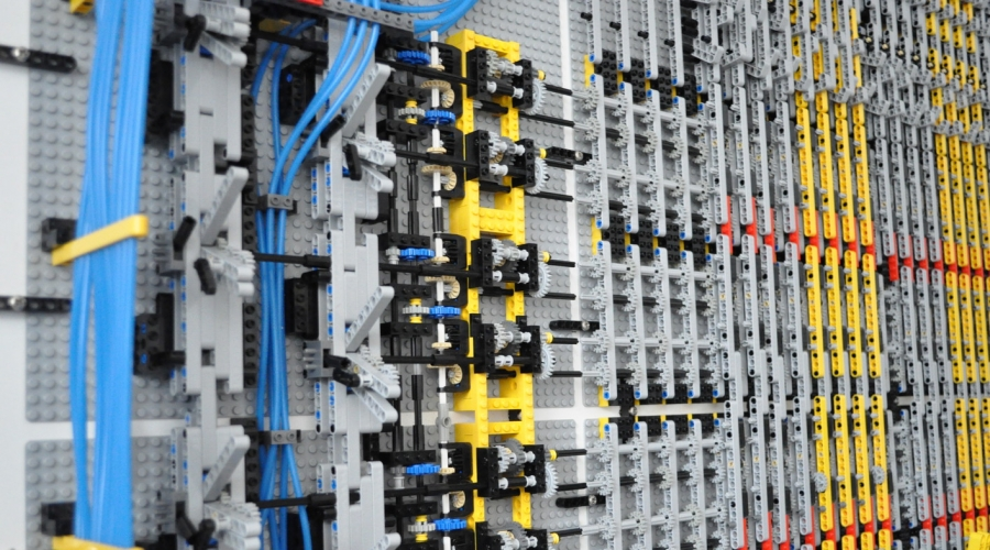 turing machine lego