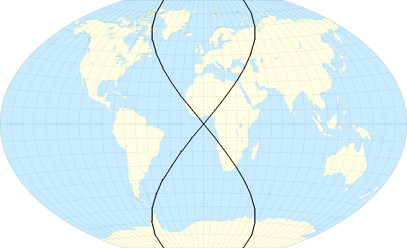 FileLines Of Equal Latitude And Longitude FROM World Map Winkel - World map with longitude and latitude