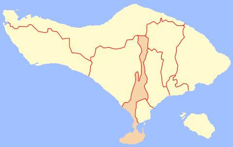 Daftar Kabupaten Dan Kota Di Bali Wikipedia Bahasa Indonesia Ensiklopedia Bebas