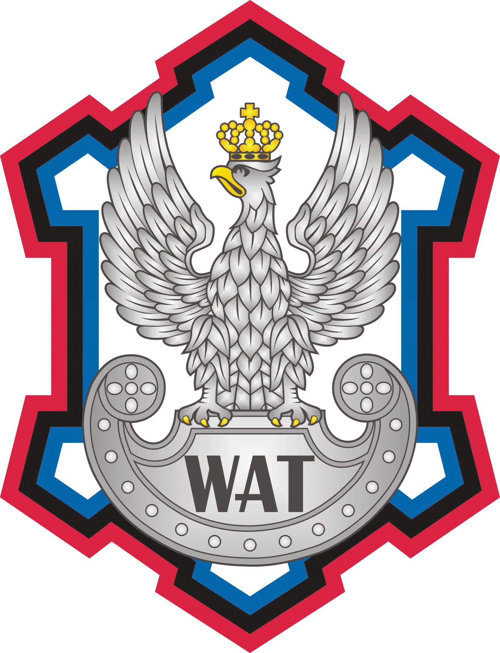 Znalezione obrazy dla zapytania wat logo