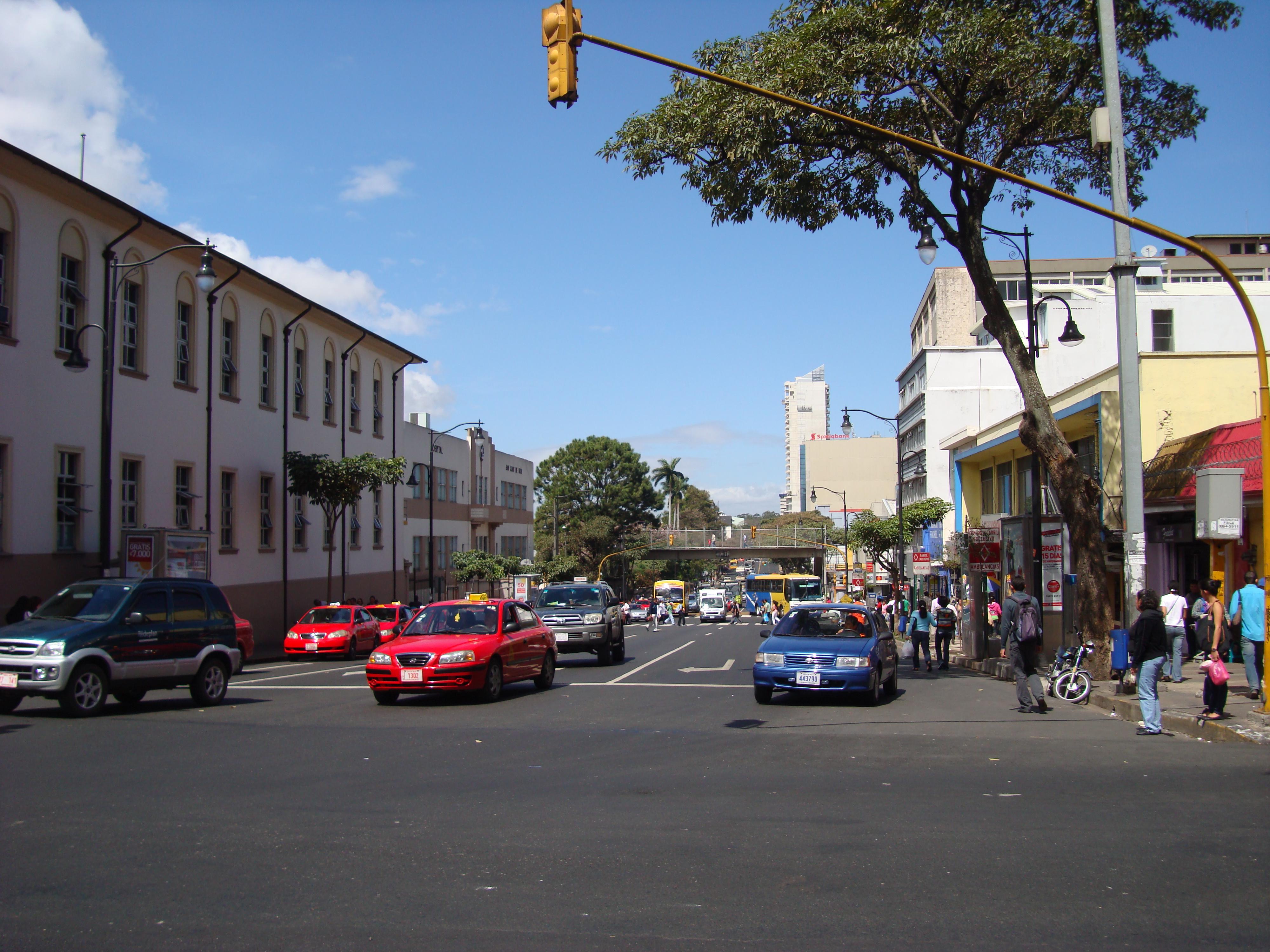 san josé capital of costa rica