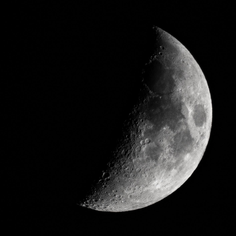 Fase de la luna creciente