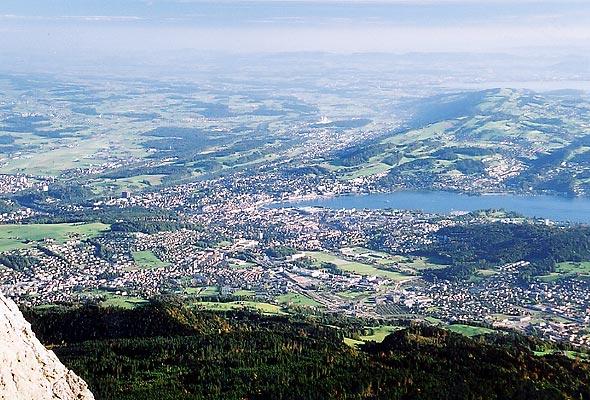 Petit récapitulatif sur la Suisse Luzern_pilatus