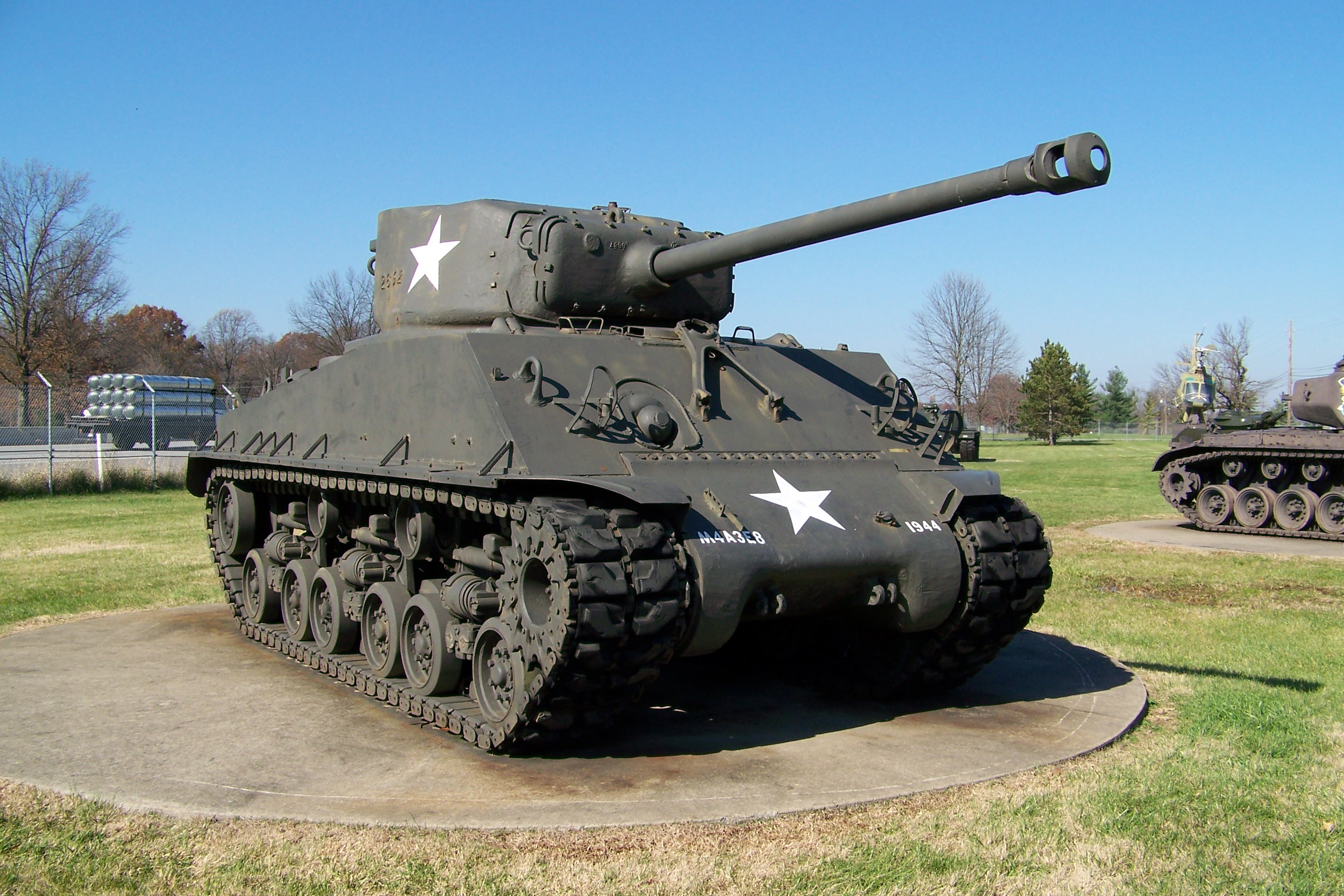 "M4A3E8 ""Easy Eight"" Sherman"