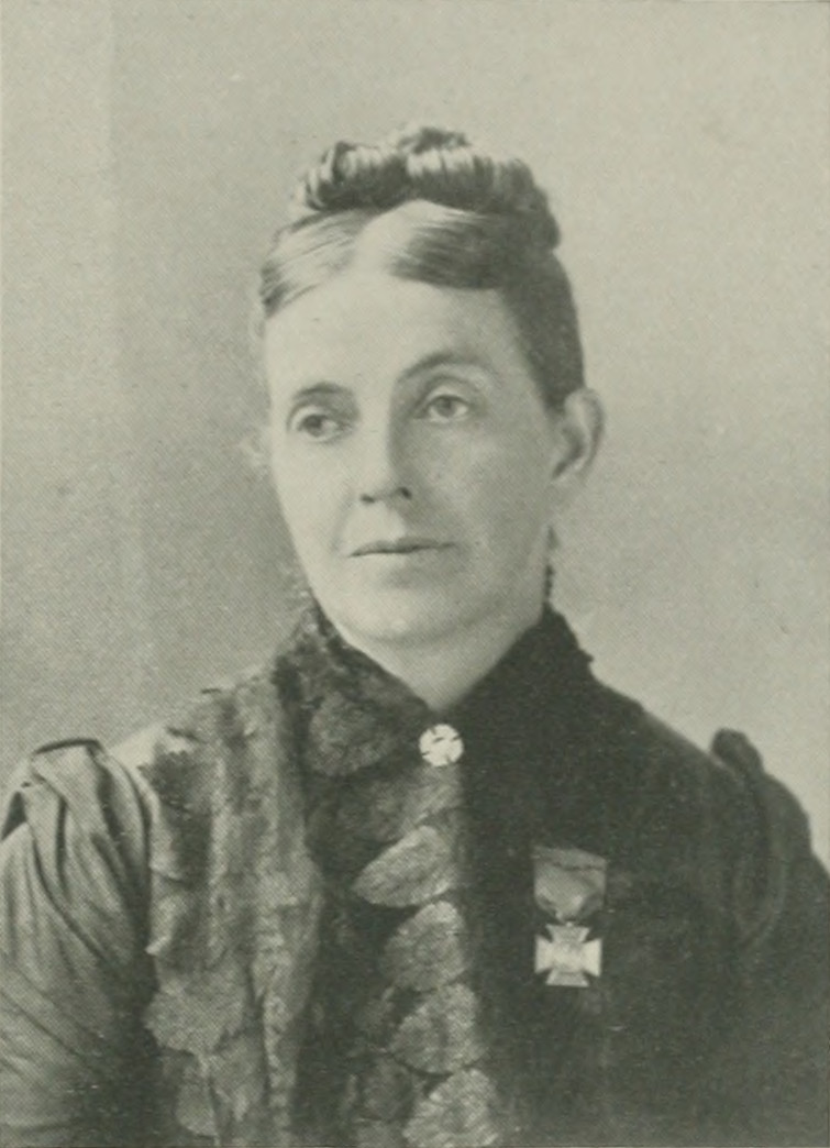 MARY SEARS McHENRY A woman of the century (page 497 crop).jpg